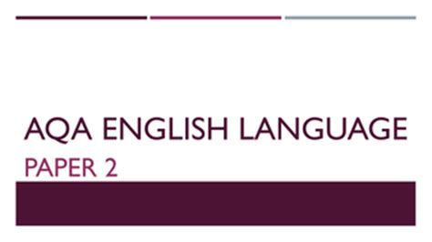 English language how to write a report